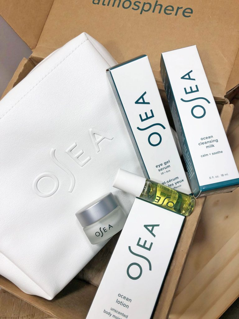 Osea Soothing Kit