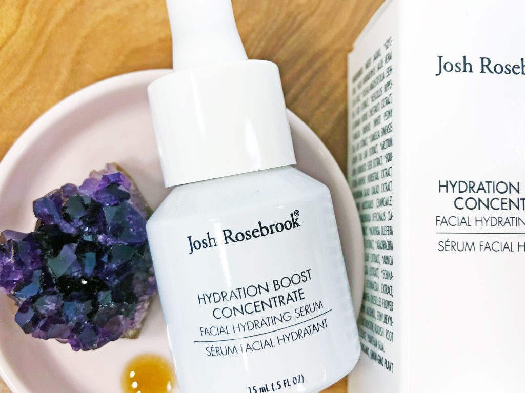 Obličejové hydratační sérum - Josh Rosebrook Hydration Boost Concentrate