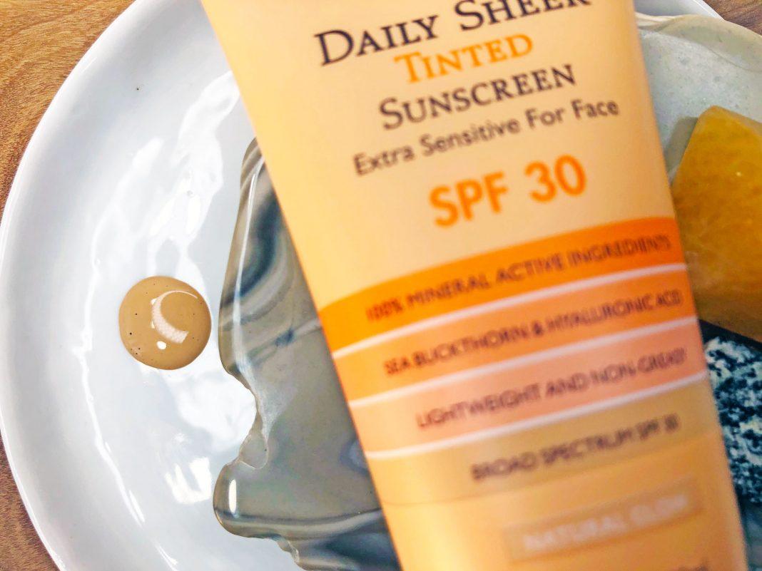 Babo Botanicals Daily Sheer Tinted Sunscreen SPF 30
