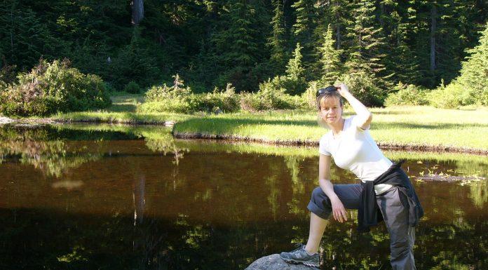 Porodní asistentka v Kanadě