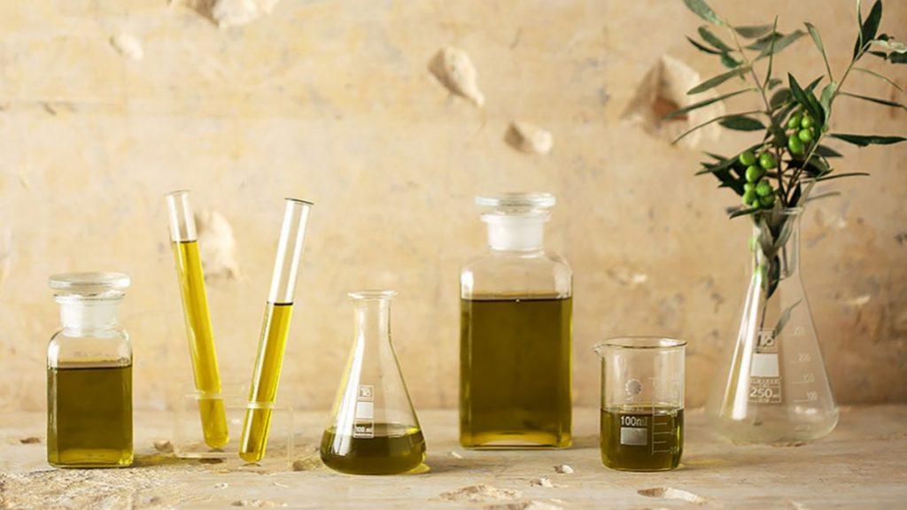 Olivový olej - zdroj polyfenolu zvaného oleuropein