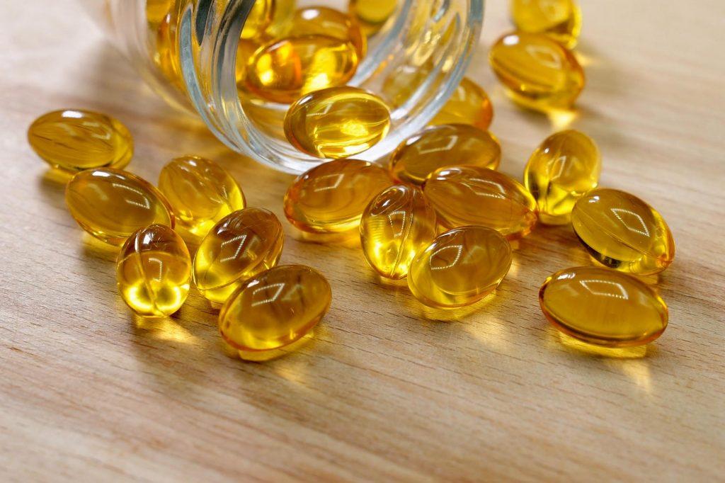 Supplementy pro zdraví kůže