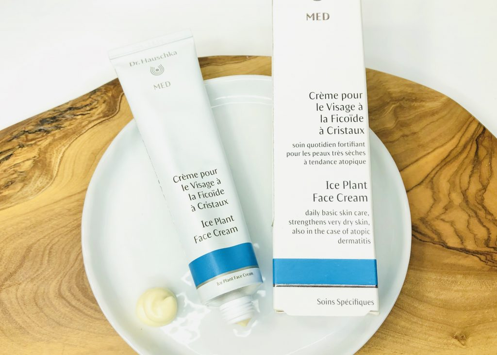 Dr. Hauschka Med - Ice Plant Face Cream - Kosmatcový pleťový krém