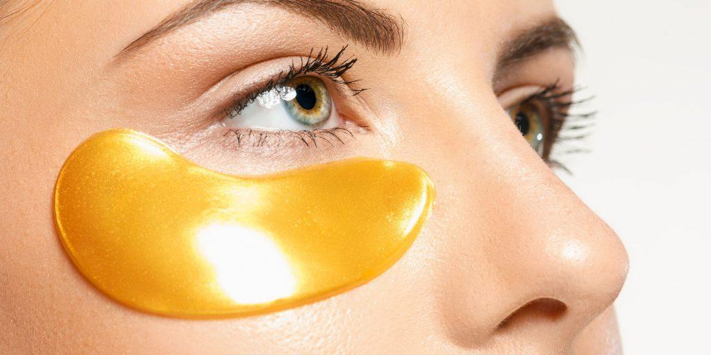 Péče o citlivé oči, víčka a oční okolí