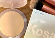 Fixační pudr Kosas - Cloud Set Setting Powder